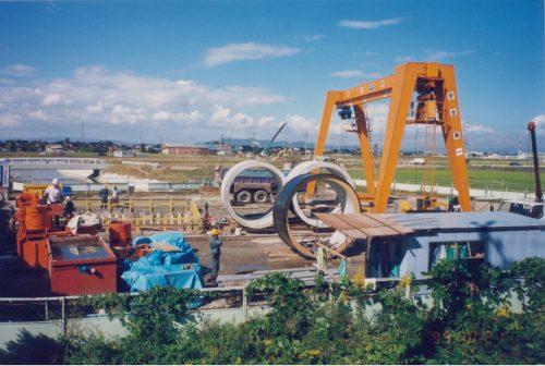 現場の画像